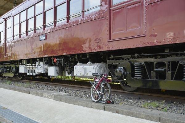 鉄道の日   折りたたみ自転車・...
